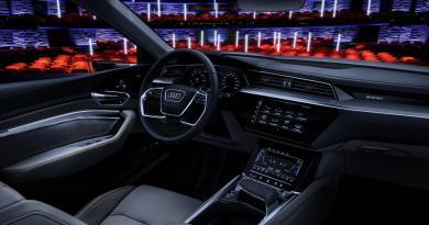 Audi CES entertainment technology