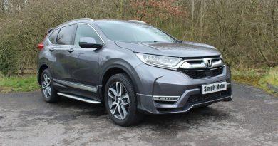 Honda CRV Review