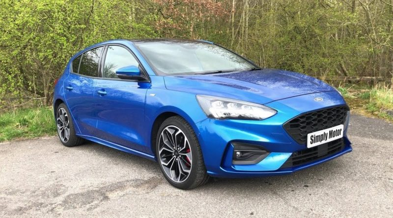 Ford Focus ST Line X