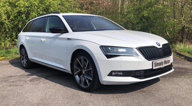 Skoda Superb SportLine Plus Estate