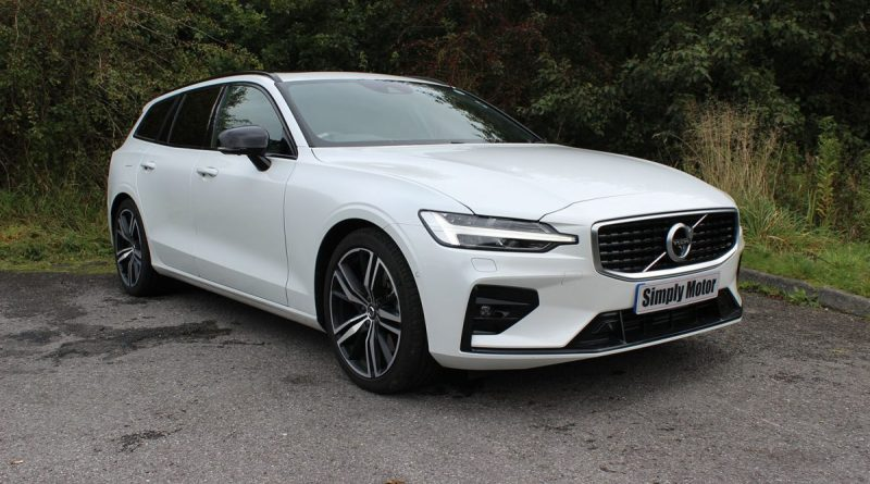 Volvo V60 T5 R-Design Plus