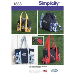 1338 simplicity accessories pattern 1338 a envelope