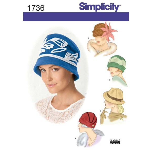 1736 simplicity accessories pattern 1736 a envelope