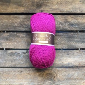 31 double knit fuchsia purple 1