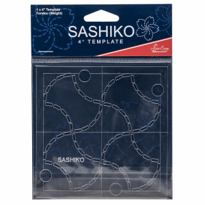 sashiko template 4in fondou weights