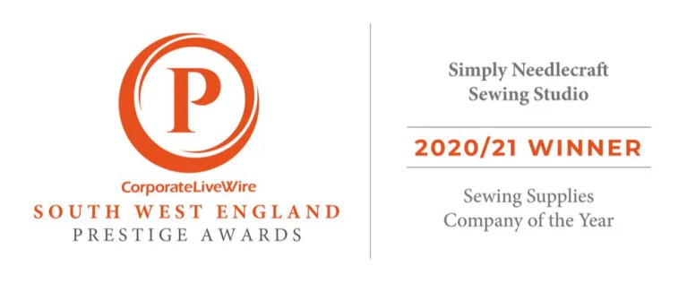 Sewing Supply Company of the Year Award 20/21