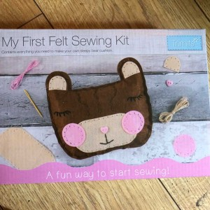 trimits my first sewing kit kitty 1