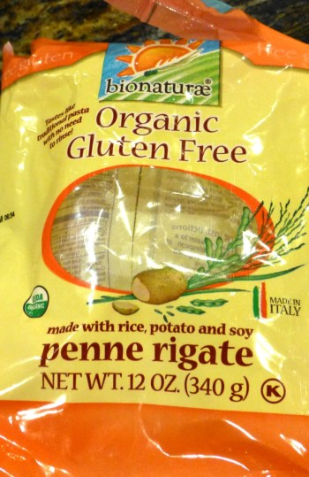 Bionaturae Gluten Free Penne Rigate