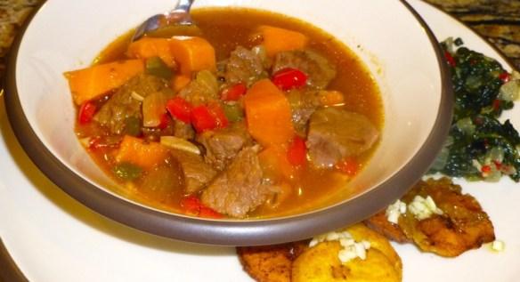 Jamaican Beef Pepper Pot