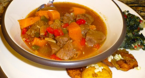 Jamaican Beef Pepper Pot
