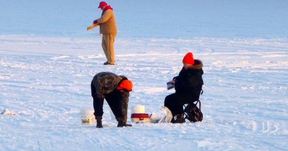 Ice Fishing Social