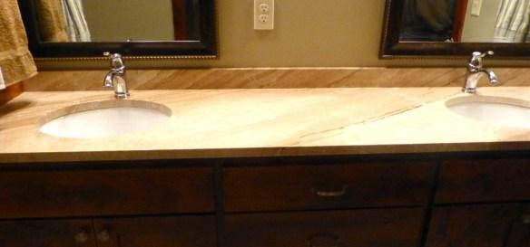 Master Bathroom Countertop