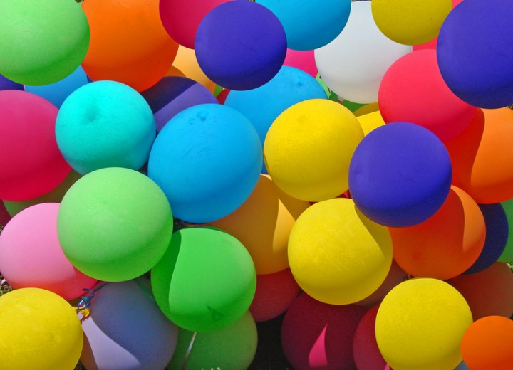 Balloons (Courtesy of Microsoft Free Images)