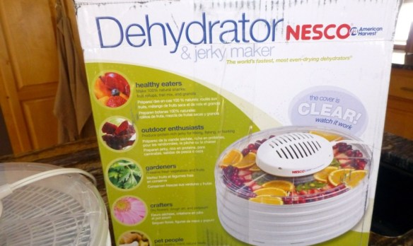 Nesco American Dehydrator