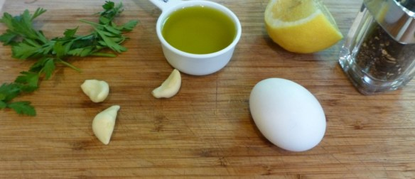 Ingredients for Salmon Cakes (2 of 2)