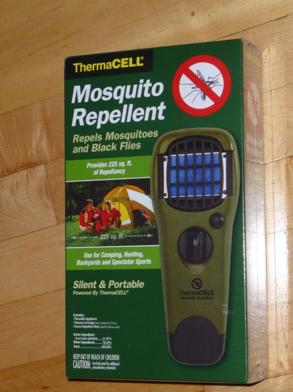 Thermcell Mosquito Repellant