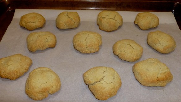 Baked Rosemary Paleo Biscuits