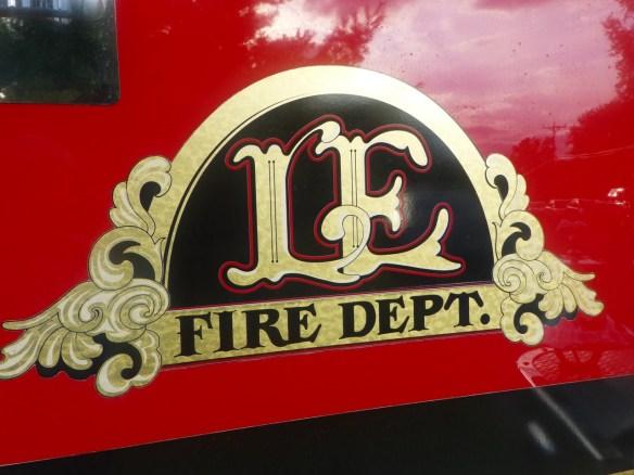 Lake Elmo Fire Truck