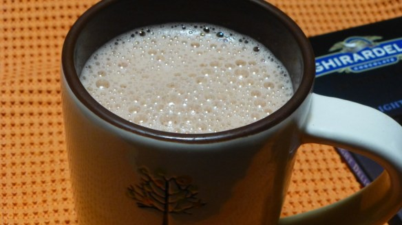 Almost Paleo Hot Chocolate