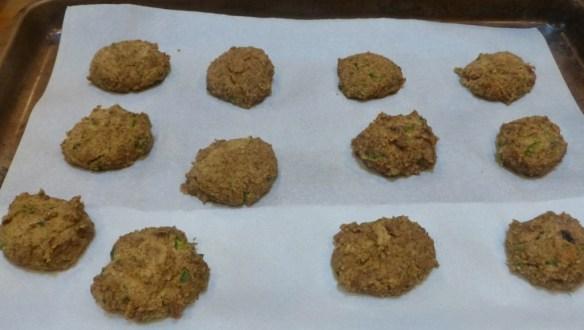 Unbaked Paleo Veggie Burgers
