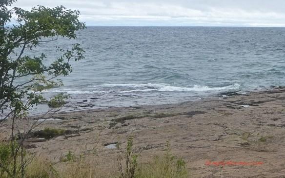 Two Harbors, MN Shoreline