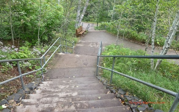 Gooseberry Falls Trail