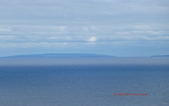 Lake Superior, View from the Northshore Scenic Overlook