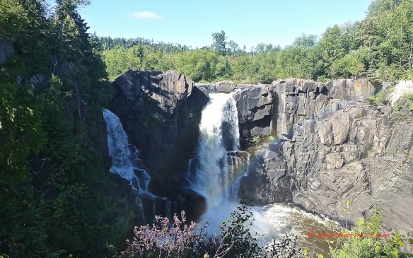 High Falls, Grand Portage State Park