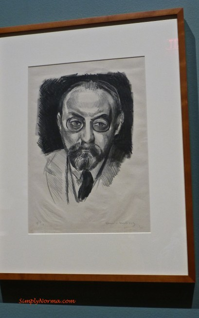 Henri Matisse, Self Portrait