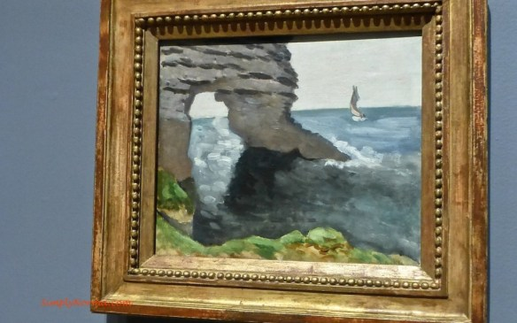 The Pierced Rock, Matisse, 1920