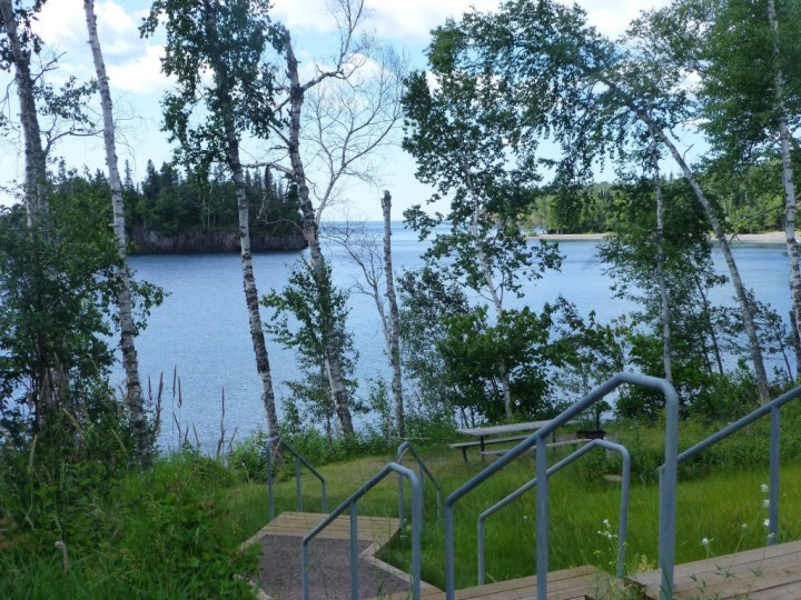 Lake Superior near Split Rock Lighthouse, MN
