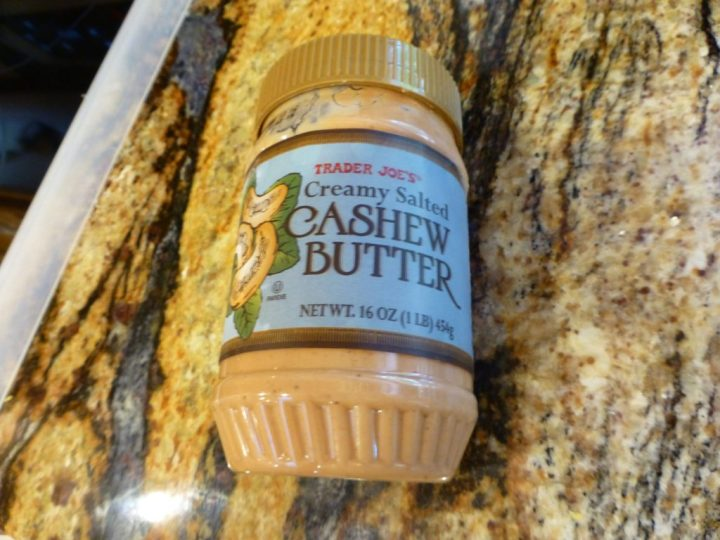 Trader Joe's Cashew Butter