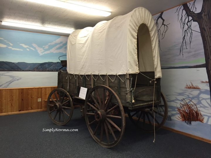 Covered Farm Wagon, Rock Island Plow Company
