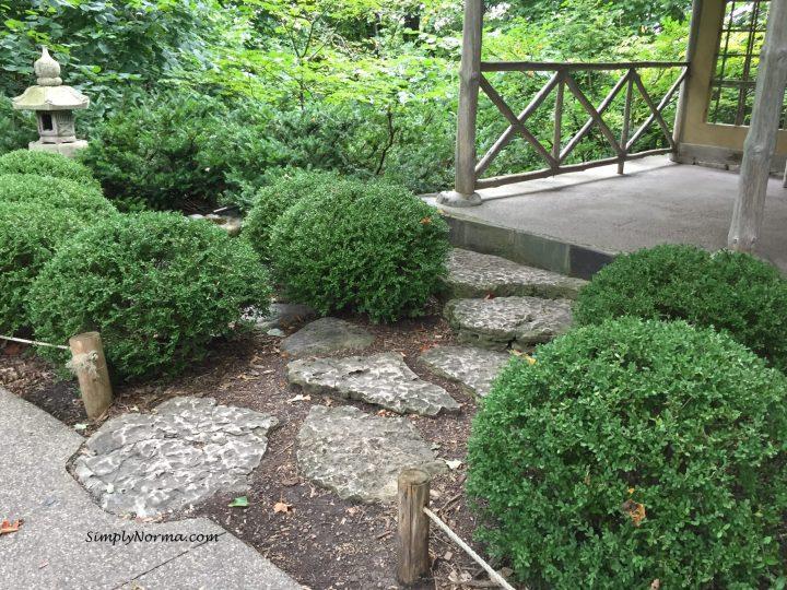 Japanese Garden, Minnesota Landscape Arboretum