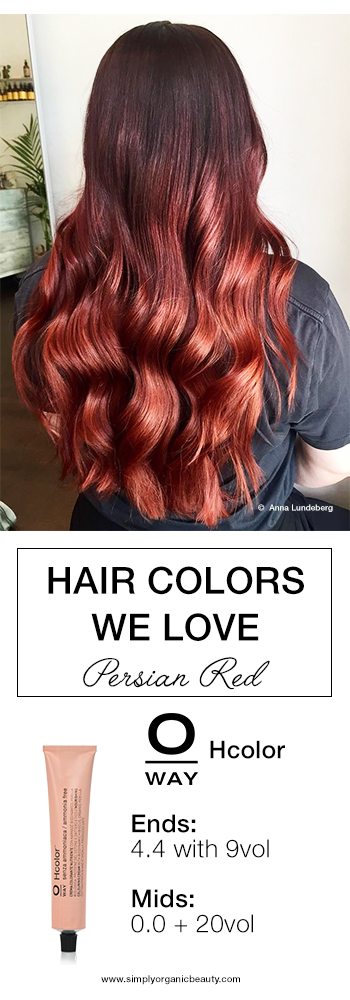Trending Hair Colors This Week With Formulas