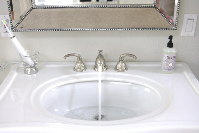 How To Unclog A Sink For Less Than $6 simply organized