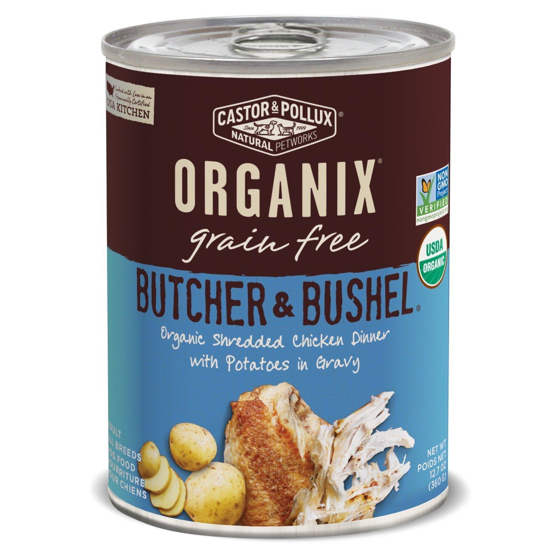 Organic Dog Food