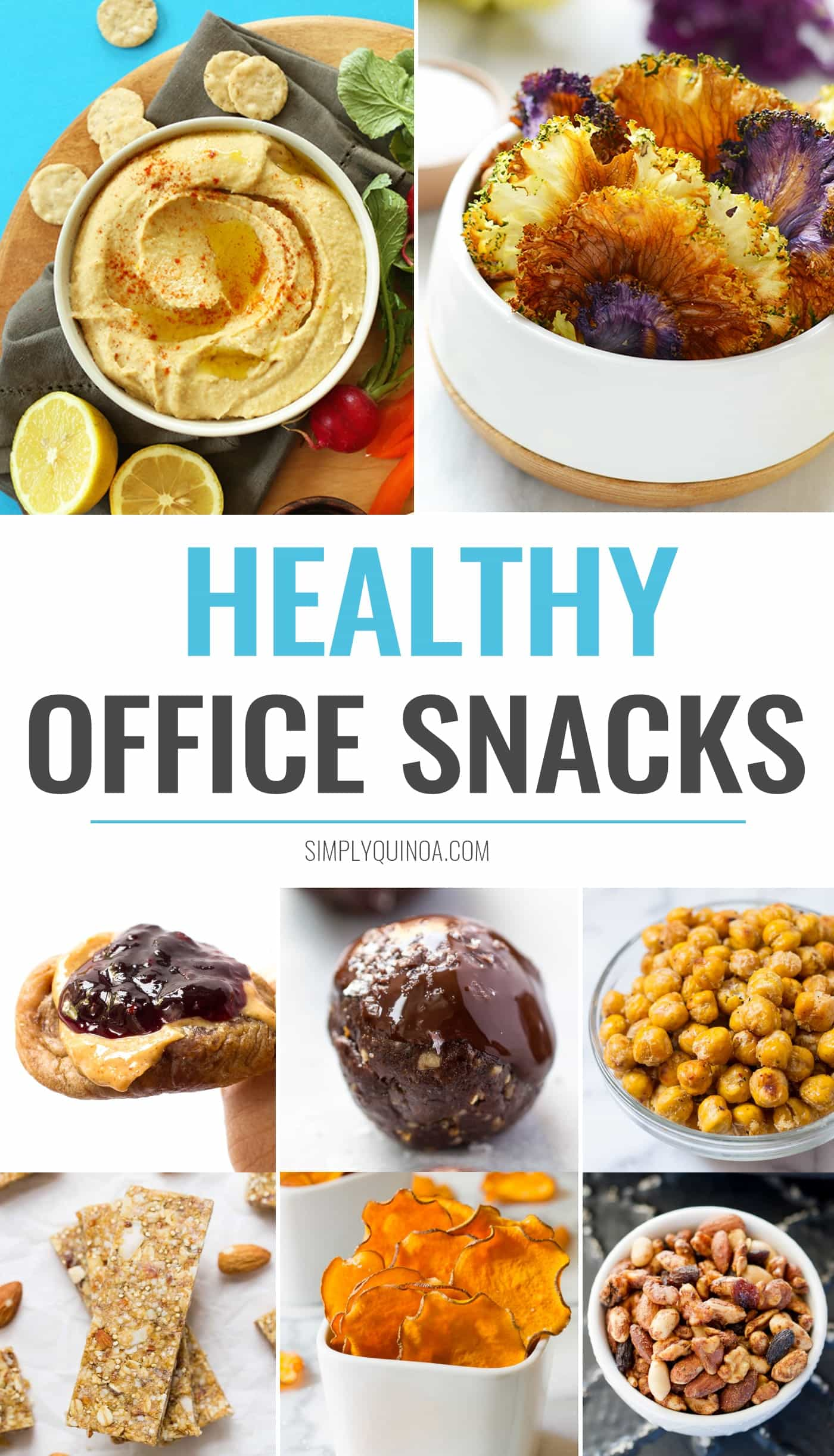 The 12 Best Healthy Office Snacks
