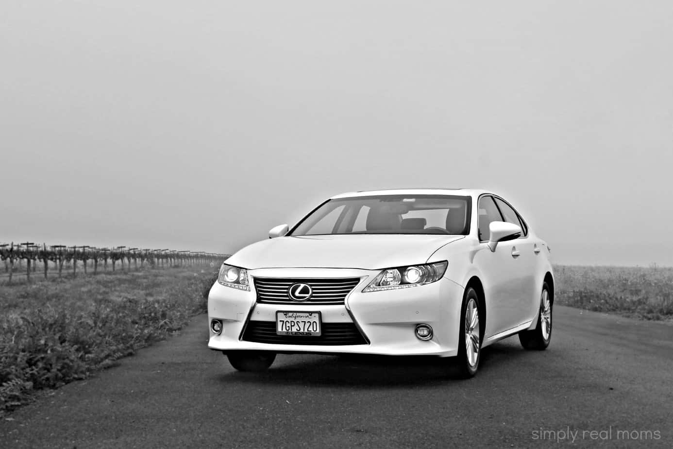 2015 Lexus ES 350 Spacious and Luxurious Simply Real Moms