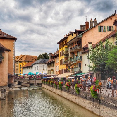 An Amazing Day Trip to Annecy, France