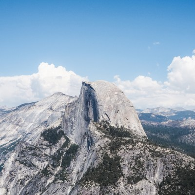 1 Dog-Friendly Day in Yosemite National Park!