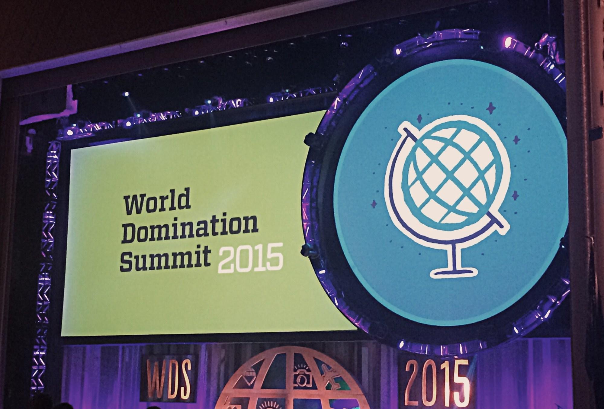 World domination summit 14