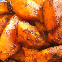 Mom's Sweet Potatoes
