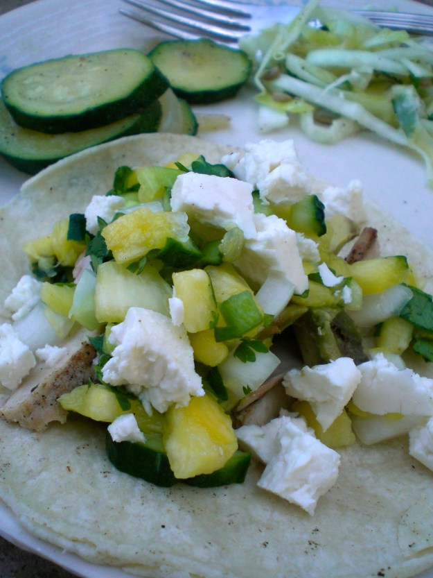 Fish Tacos | Simply Scrumptious by Sarah