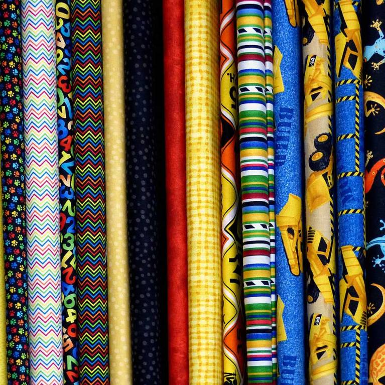 100 percent cotton fabric Fat Quarters