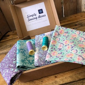 luxury tilda fabric gift box