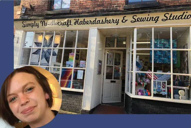 Simply Needlecraft Haberdashery and Sewing Studio Swadlincote