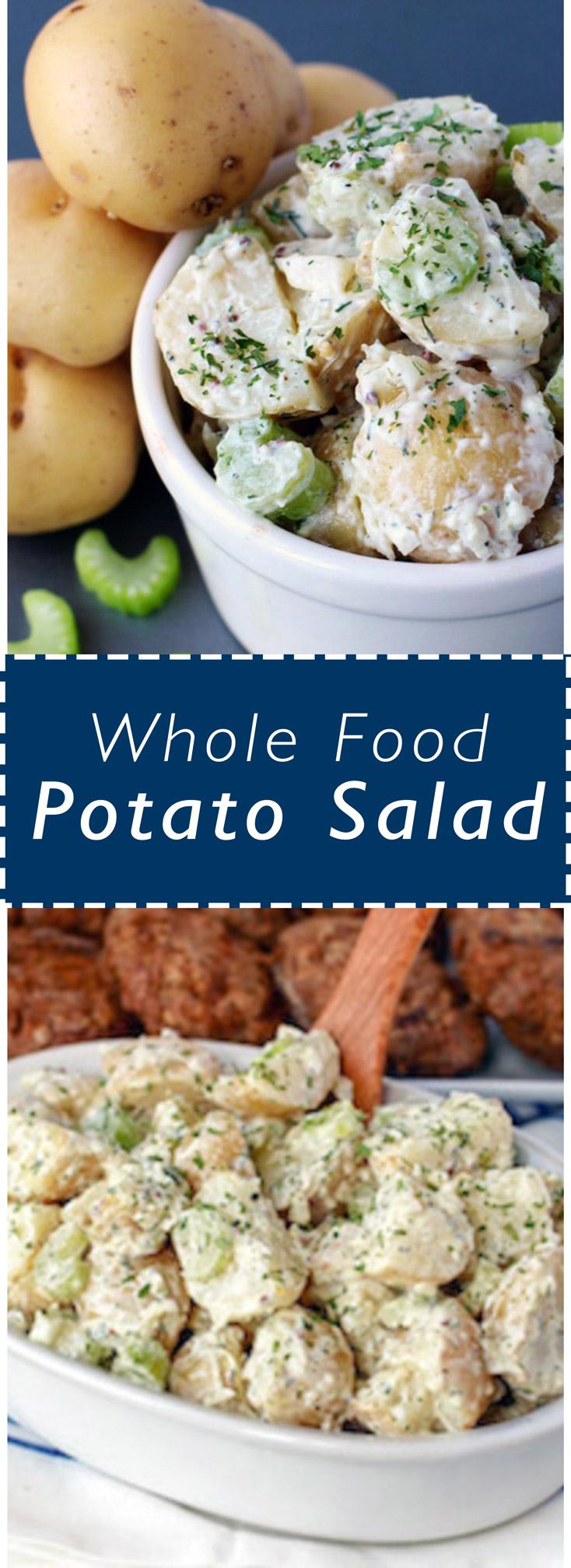 Whole Food Potato Salad