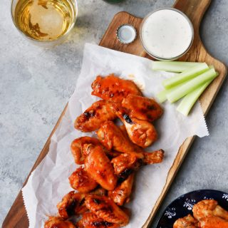 Whole Food Hot Wings