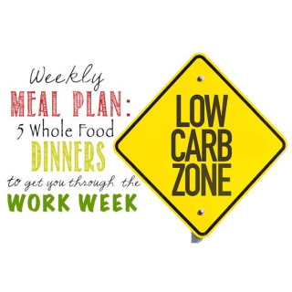 Weekly Meal Plan: Low-Carb Edition